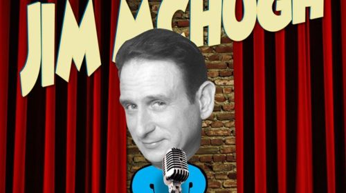 Nov. 25th – Comedy Buffet With Jimmy McHugh