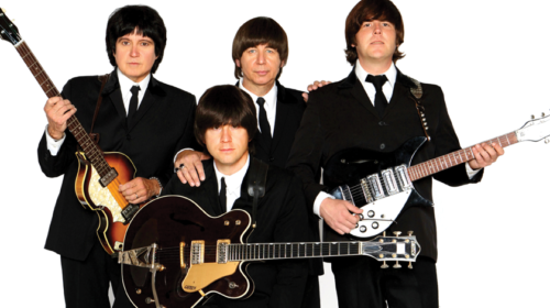 American English Beatles Tribute At Reuther Auditorium