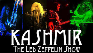 March 31st – Kashmir – Tribute To Led Zepplin