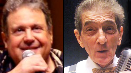 April 2nd It's Dick Biondi and Ronnie Rice