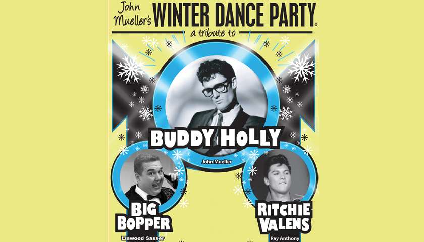 March 9th – Winter Dance Party