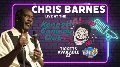 Chris Barnes: August 13 & 14 at 8PM!