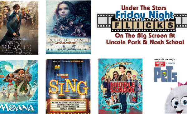Friday Night Flix – Free Movies!