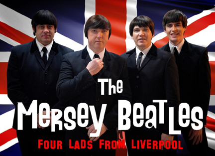 May 2 – Mersey Beatles at Reuther Auditorium