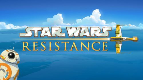 Disney announces new animated 'Star Wars' series 'Resistance'