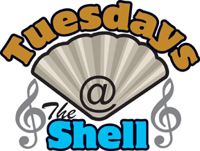 Tuesdays at the Shell 2018!