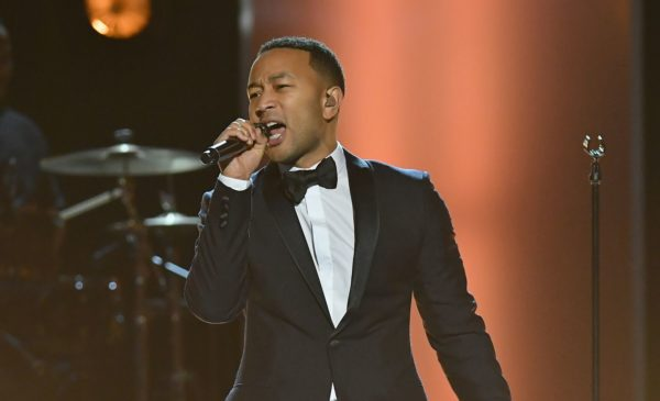 John Legend named coach for Season 16 of 'The Voice'