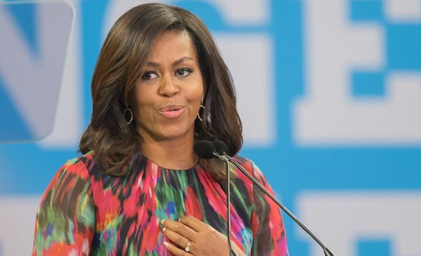 Michelle Obama to kick off arena book tour in Chicago Nov. 13