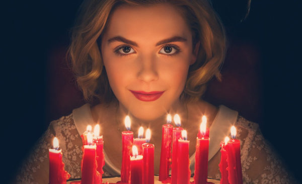 'Chilling Adventures of Sabrina' teaser features a creepy birthday