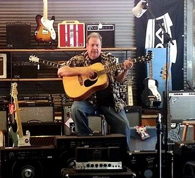 Nov. 17th – An Evening With Ronnie Rice!