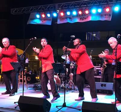 Dec. 13th – Doo-Wop Daddies Christmas Concert And Dinner!