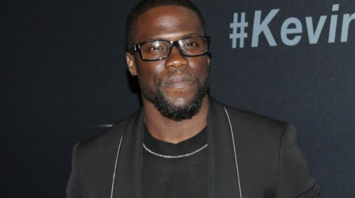 Kevin Hart to host Oscars: 'The opportunity of a lifetime'