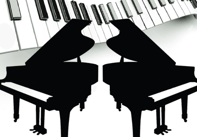 Jan. 25th – Dueling Pianos With Double Treble!