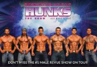 HUNKS The Show: November 2nd 7 PM!