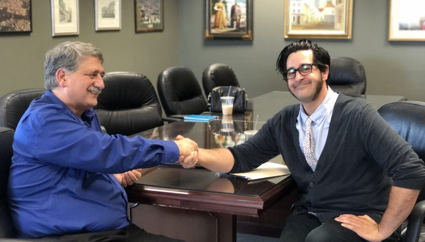 Exclusive interview with Kenosha Mayor John Antaramian