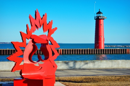 Lakefront Sculpture Walk brings art to the outdoors