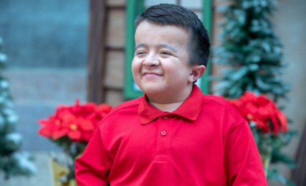 Alec Cabacungan, spokesperson for Shriners Hospital for Children, is proud to bring awareness to all