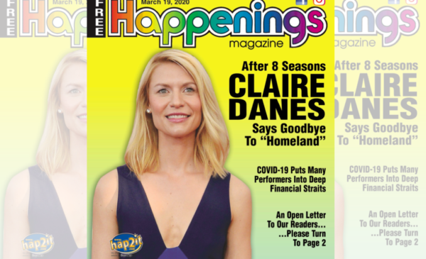 New issue of Happenings now available online and at these locations!