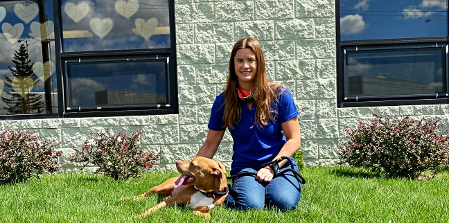 Cats, and dogs, and Chandra – oh my! A Q&A with the Executive Director  of Safe Harbor Humane Society