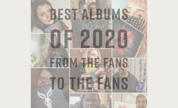 What's Your Favorite Album of 2020?