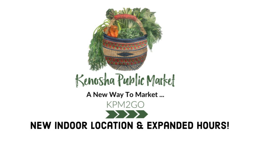 Kenosha Public Market NEW indoor location opening February 20