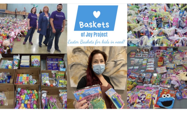 Baskets of Joy – Q&A with Danielle Rasmussen