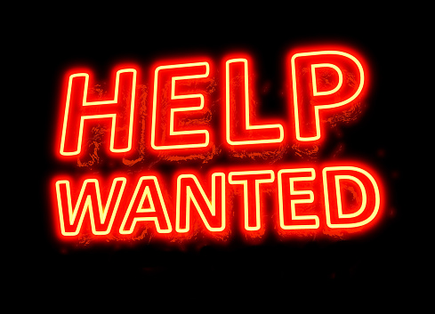 Help Wanted! Listings