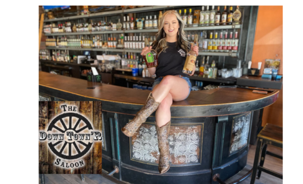 Bartender Spotlight at the DownTown'R Saloon