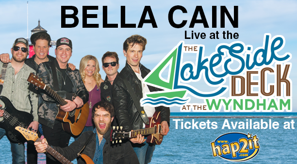 Bella Cain Dockside: Tuesday, July 27