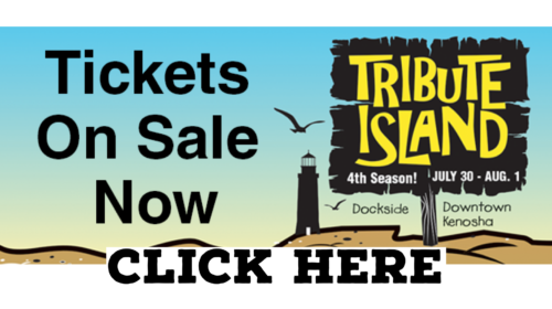 Tribute Island: Tickets On Sale Now! Lineup Announced