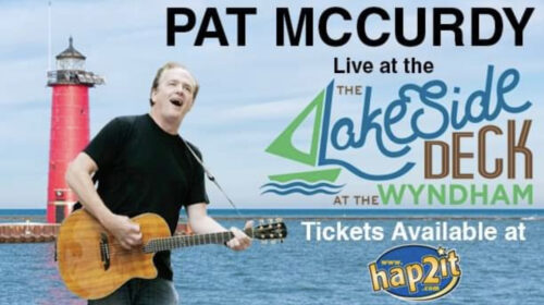 Pat McCurdy Live – Wednesday, August 18th at 7pm