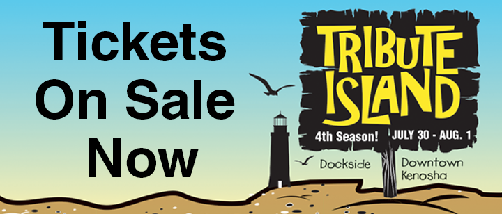 Tribute Island Tickets on Sale Now