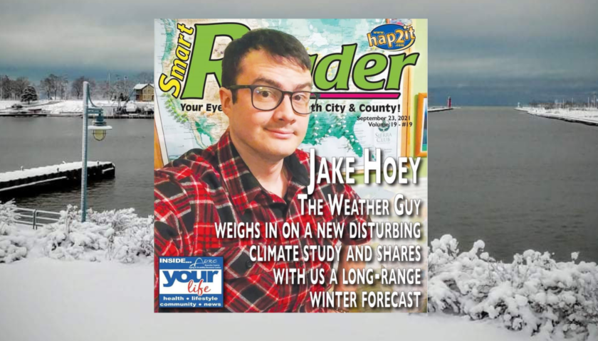 We can't change the weather, but we can know what to expect thanks to Jake the Weather Guy