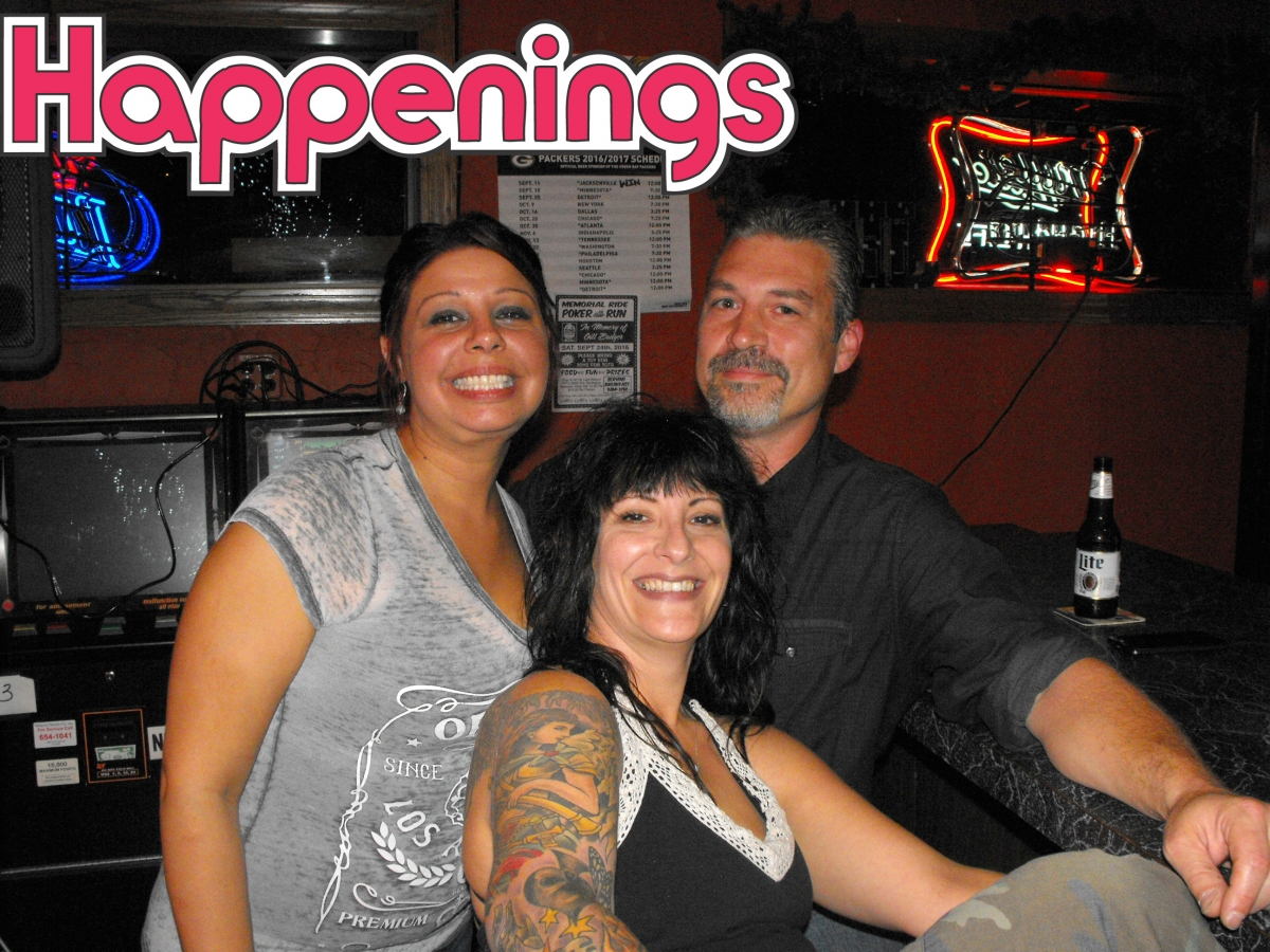 Priscella, Kelly, & Brian at Jills