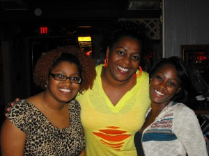 Moosie, Keta, & Peanut at Georges Club Highview