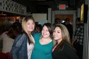 Felecia, Felicia & Heather at George's Club Highview
