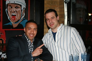 Andre & Anthony at Mike's Sports Book