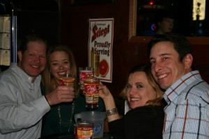 Charity, Dustin, Jason, Kathy, & Beth at Fecs