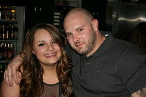 Phillip & Raquel at Lotus Sports Bar